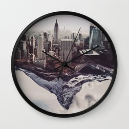 Contradiction Wall Clock