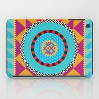 art deco iPad Cases featuring Deco Art by MadTee