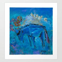 My Chagall Art Print