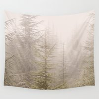 into the wild Wall Tapestries featuring Wild..... by Guido Montañés