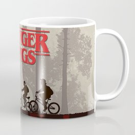 A little too strange Coffee Mug