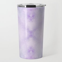 """""""Butterfly wings"""" triangles design Travel Mug"""