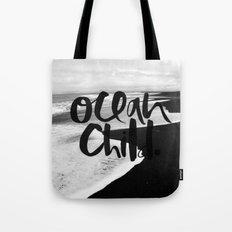 Ocean Child Tote Bag
