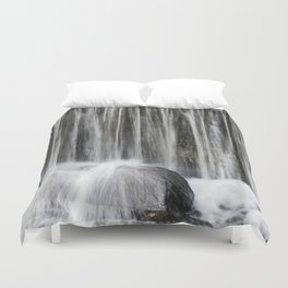 Waterfall I Duvet Cover