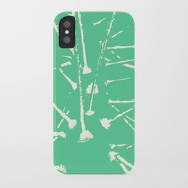 Fingers iPhone Case