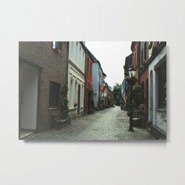 Aachen VI Metal Print