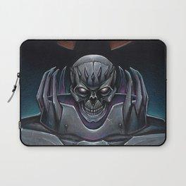 Skull knight_BERSERK Laptop Sleeve