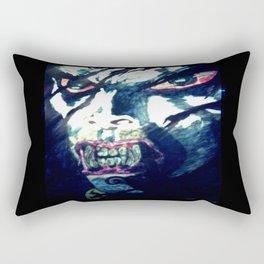 Sensing Blood Rectangular Pillow