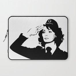 La Poliziotta Laptop Sleeve