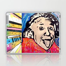 Einstein Laptop & iPad Skin