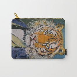 Gentleman Tiger Carry-All Pouch