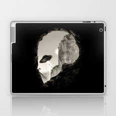 Alien´s Head Laptop & iPad Skin