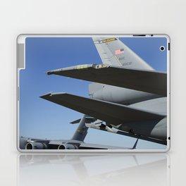 KC10 KC-10 Military Refueling Airplane And C17 C-17 Globemaster Cargo Aircraft USAF Laptop & iPad Skin