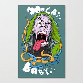 Moola Canvas Print