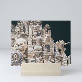 Tower of the Unusual Mini Art Print