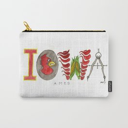 Iowa State University - Ames Carry-All Pouch