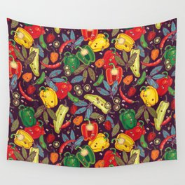 Hot & spicy! Wall Tapestry