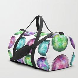 Crystal Ball Pattern Duffle Bag