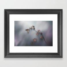paper sky 3 Framed Art Print