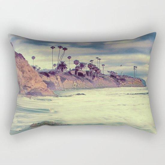 Laguna beauty Rectangular Pillow