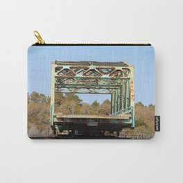 Swing Bridge Opening 2 Carry-All Pouch
