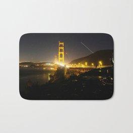 Golden Gate Bridge Bath Mat