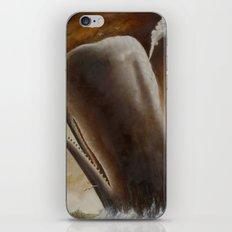 Monstro iPhone Skin