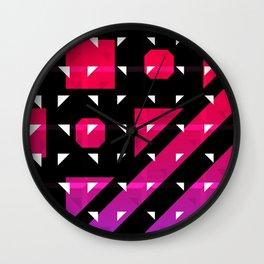 Geometric levitation Wall Clock