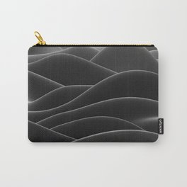 Dark sea of wax Carry-All Pouch