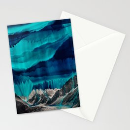 Skyfall, Melting Blue Sky Stationery Cards