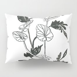 Aristolochia rotunda Pillow Sham