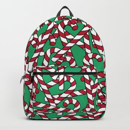Candy Canes Backpack