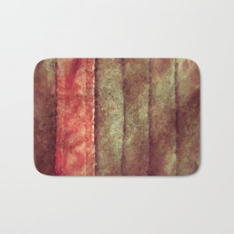 Bookmark Leather Bath Mat