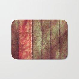Bookmark Leather Bath Mat