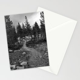 Pacific Crest Trail in August Stationery Cards
