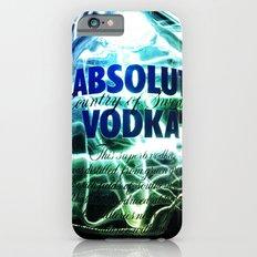 Absolut Vodka iPhone 6 Slim Case