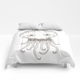 Cracked Octopus Comforters