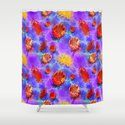 Colourful Australian Native Floral Print by annaleebeer