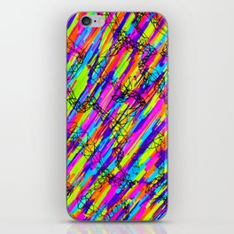 cubos iPhone Skin