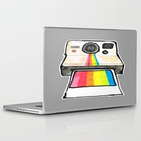 polaroid Laptop & iPad Skins featuring Polaroid by daniel davidson