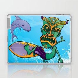 Tiki Surfer Laptop & iPad Skin