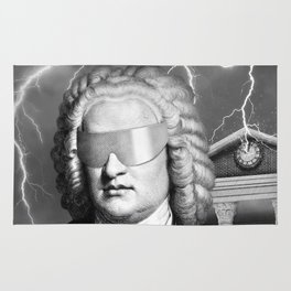 Bach To The Future (New Version) Rug