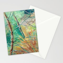 Forest immersion Stationery Cards