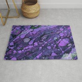 Purple River Rug