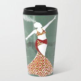 Mae Murray Metal Travel Mug