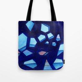 Reflected Horizon Tote Bag