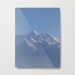 Mt Everest at Dawn Metal Print