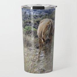 Salt River Mare and Her Colt, No. 1 Travel Mug