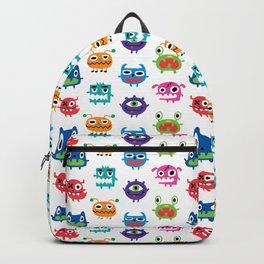 monstrous kids room Backpack