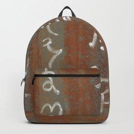 Designer Collection Grey 11 Backpack